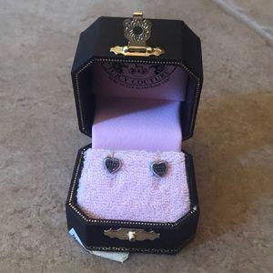 Juicy Couture Stud Earrings.